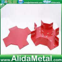 Buy cheap HDG:Hot Dipped galvanized (BS EN1461:2009)cable tray for underfloor systems from wholesalers