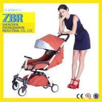 Buy cheap Lovely popular model light-weight baby travel stroller baby doll hand buggy from wholesalers