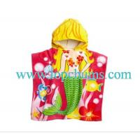 Buy cheap personalized baby beach towel from wholesalers