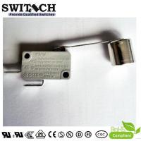 Buy cheap Micro Switch KW3A-16TSWAY9B-A080A 16A Snap Action Switch with small hammer Normally Open-NO from wholesalers