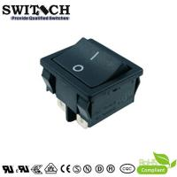 Buy cheap MR-4-SW210-C5N-BB rocker switch, paddle switch, ON-OFF, 4pins from wholesalers