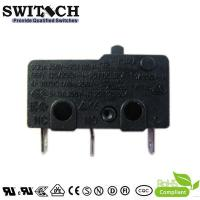 Buy cheap Micro Switch KW4A-ZSW0SF100 Wholesale Micro Snap Action Switch Solder Terminal product