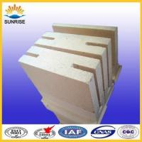 Buy cheap competitive price JM 23 light weight mullite insulation bricks refractory kiln bricks for sale from wholesalers