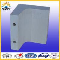 Buy cheap Supply AZS41 refractories ladle lining fused azs brick from wholesalers