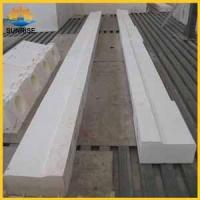 Buy cheap for glass furnace refractory brick prices Fused cast AZS block from wholesalers