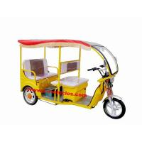 BATTERY OPERATED ELECTRIC RICKSHAW 1000W