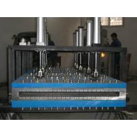 Buy cheap Plastic extrusion line Plastic Wood door panel extrusion line from wholesalers