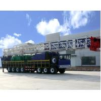 Buy cheap Truck-mounted Drilling and Workover Rig from wholesalers
