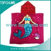 Buy cheap beach towel poncho ht0028 from wholesalers