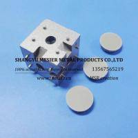 Buy cheap 30B 3-way corner connector accessories bracket orthodontic bracket from wholesalers