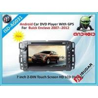 Buy cheap Android Car DVD + 2 ISD-AG031 from wholesalers