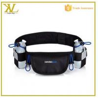 Buy cheap Hot selling wholesale Runners Waist Pack , 6.5 Pouch Running Belt with 2 BPA Free Water Bottles from wholesalers
