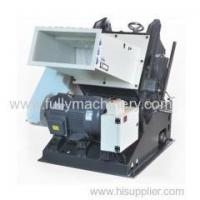 Buy cheap plastic auxiliary machine Slab tubing type crusher from wholesalers