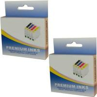 Buy cheap 2x Brother Compat DCP110C DCP115C LC900BK Ink Cartridges - BLACK from wholesalers