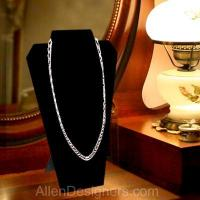 Buy cheap Countertop & Jewelry Displays Single Necklace Easel from wholesalers