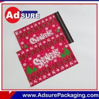 Buy cheap Christmas Customized Design Poly Mailer/Courier Bag from wholesalers