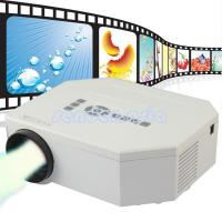 Buy cheap UC30 Home Theater 150 Lumens Portable LED Projector from wholesalers