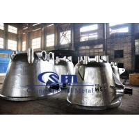 Buy cheap Cast Steel Treatment Ladle for Smelters from wholesalers