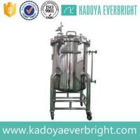 High quality industry stainless steel high pressure reaction vessel