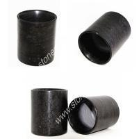 Buy cheap black Marble Candle Jar Marble Cup from wholesalers