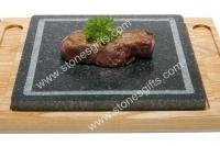 Buy cheap Whiskey Stones Gifts Grill steak stone hot plate/stone steak lava stone,steak lava sto... from wholesalers