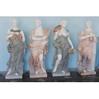 Buy cheap Four season marble sculpture malaysian art and sculpture with high quality from wholesalers