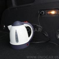 Outdoor travel 12v car electric kettle battery powered kettle
