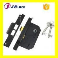 Buy cheap New Modern Design 2 Lever Rebated Mortise Sash Lock from wholesalers