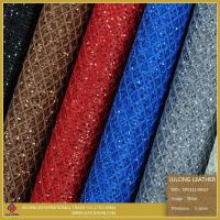 Buy cheap Special Shoe Material Rhombus Glitter Shoe Special Material (SP011) from wholesalers