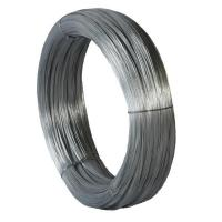 Buy cheap HIGH- CARBON GALVANIZED STEEL WIRE from wholesalers