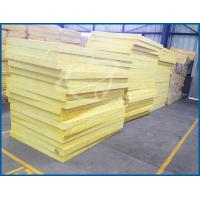 Buy cheap Glass wool board Fire proof thermal insulation glass wool from wholesalers
