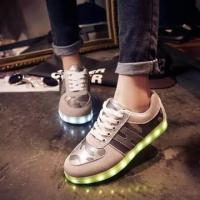 Buy cheap Led Shoes For Adults Neon Casual Shoes from wholesalers