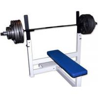 Buy cheap Bench Press - Weightlifting Equipment - Free Weight Equipment Wilder Pro Power Bench from wholesalers