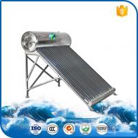 Buy cheap Non-pressure Solar Water Heater Without Assistance Tank from wholesalers