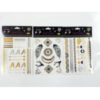 Buy cheap Crystal Sticker Silver Tattoo Sticker from wholesalers