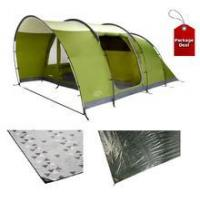 Buy cheap Tent Packages Vango Padstow 500 Tent + Carpet + Footprint Package 2016 from wholesalers
