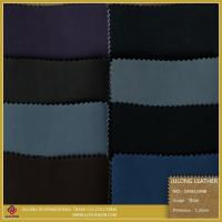 Buy cheap Shoe Leather Cheap Nubuck Non-Woven Backing (S098) from wholesalers