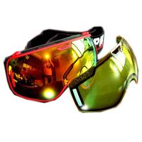 Buy cheap Anti-fog UV Protective Detachable Lens Skiing Snowboarding Goggles Spare Lens For Change from wholesalers