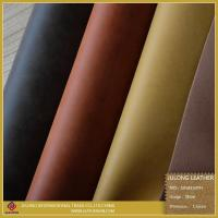 Buy cheap Shoe Leather PU Faux Leather for Shoes (S058) from wholesalers