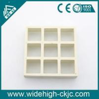 Buy cheap Grating Molded FRP Drain Grating For Sale product