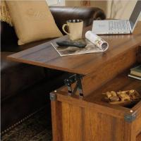 Buy cheap Sauder Carson Forge Lift-Top Coffee Table, Washington Cherry Finish from wholesalers