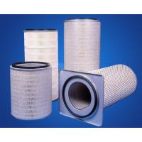 Buy cheap Efficient, Cost Effective Option for OEM Replacement Dust Collector Cartridge Filters from wholesalers
