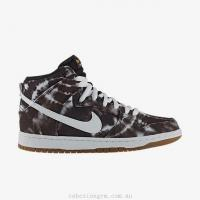 Buy cheap Men's Shoes 313171-023 Nike Dunk High Premium SB Black/White/White from wholesalers