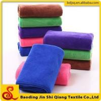 Buy cheap cheap drying towel for hair salon microfiber hair towel from wholesalers