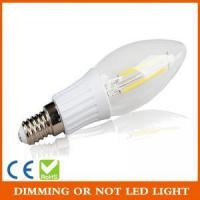 Buy cheap LED Candle lamp 3w b22 Dimmable bulbs C35 from wholesalers