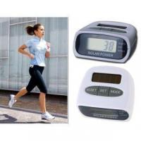 Buy cheap Digital Solar Pedometer from wholesalers