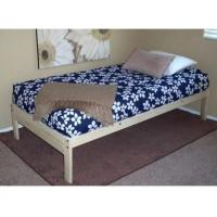 Buy cheap Nomad Unfinished Platform Bed from wholesalers
