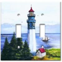 Lighthouse gifts quality lighthouse gifts for sale for Lighthouse switch plates