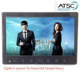 Buy cheap VCAN1116 10 inch portable ATSC LCD TV monitor 2015 HD FTA digital TV receiver decoder tuner with ant from wholesalers