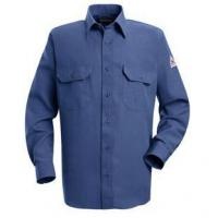 Buy cheap Bulwark Nomex IIIA Flame Resistant 4.5 oz. Button Front Deluxe Shirt from wholesalers